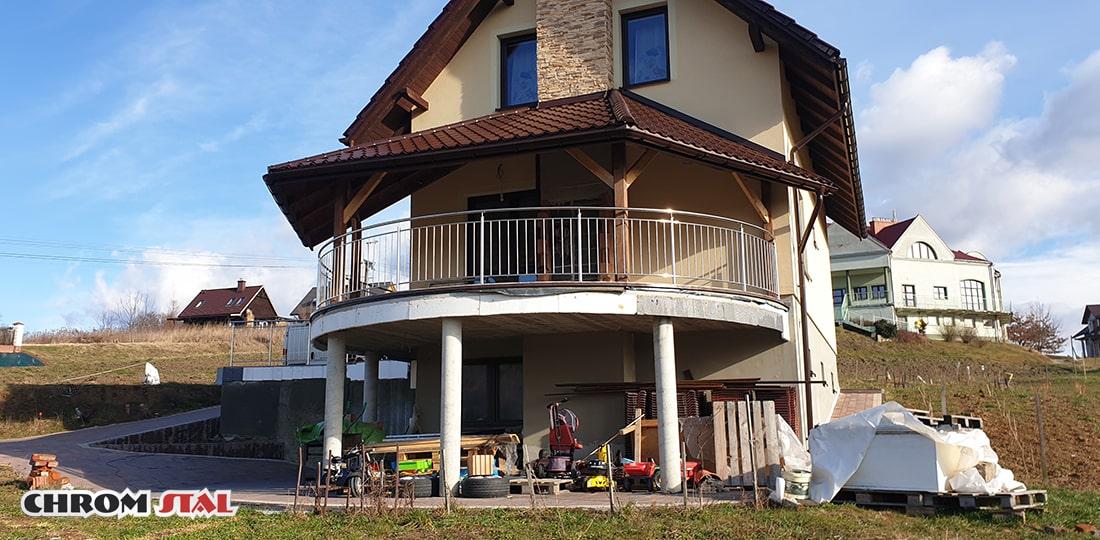 Dom w Żarnowej